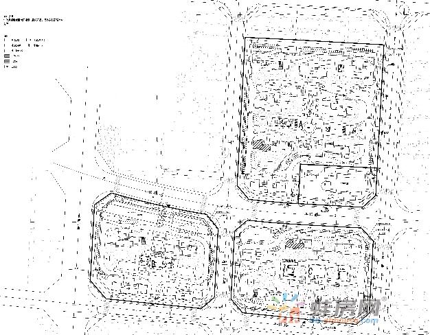 禹会区两新住宅项目文轩园和西城府邸规划公示