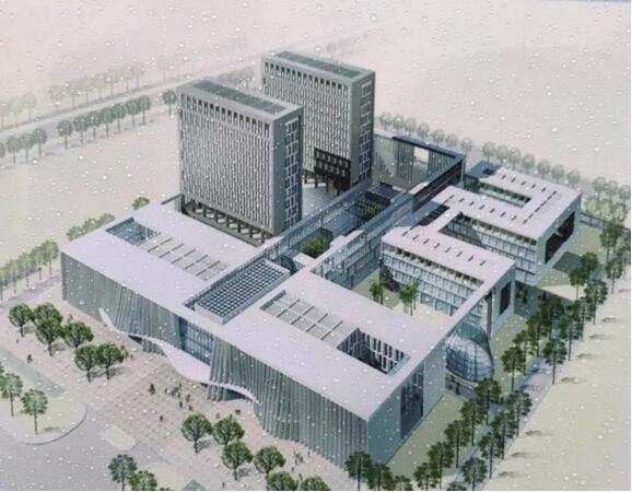 打造皖北医疗中心 蚌埠这家医院改扩建 还有这些...