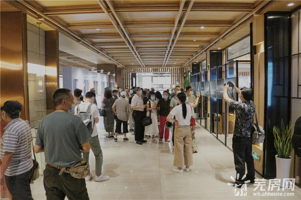 春江明月|万众期待的国际摄影艺术展终于来芜湖了!