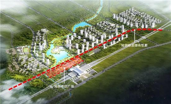 安庆高铁新区起步区规划及城市设计等进行审议