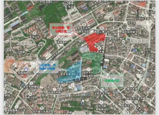 速看!安庆这些地方改造方案公示,涉及戏校南路、蔡山路等