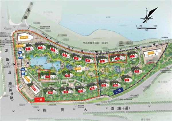 安庆恒大中央公园爆款人气户型提前曝光!