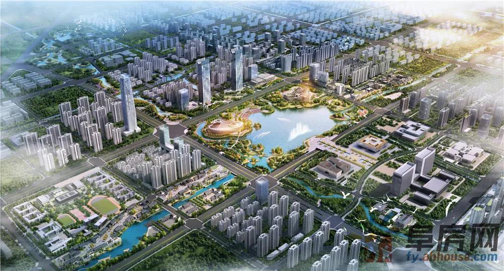 双清湾中央商务区来啦!核心区2025年建成!