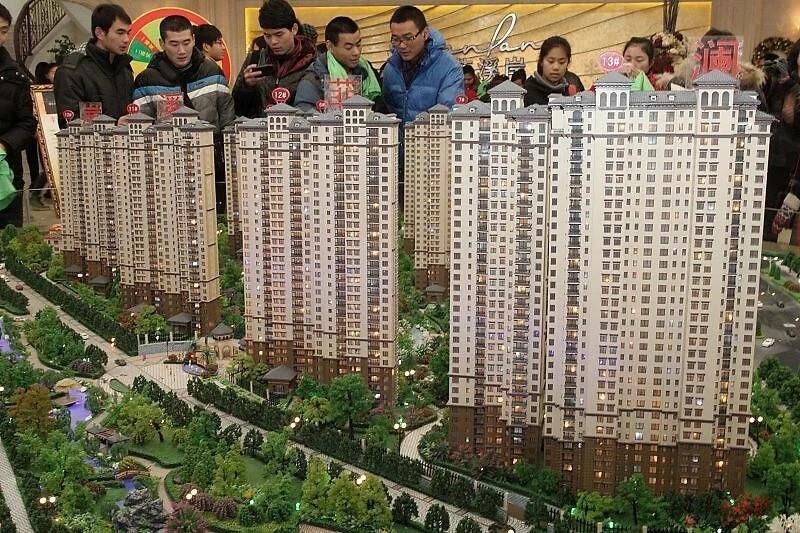 """中国房价步入""""万元时代"""" 超30城市或出台收紧政策"""