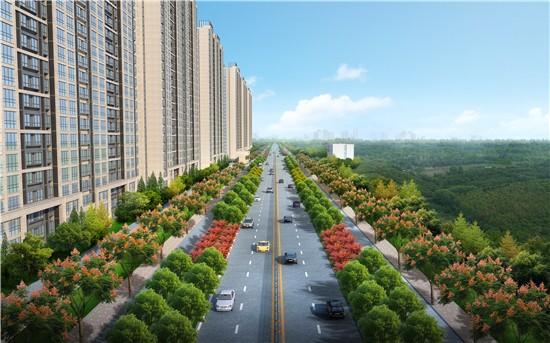 双向四车道!华中路东延伸段规划设计方案发布!