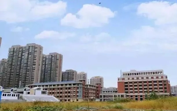 最新!蚌埠六中滨湖分校建成时间明确 明年秋季建成