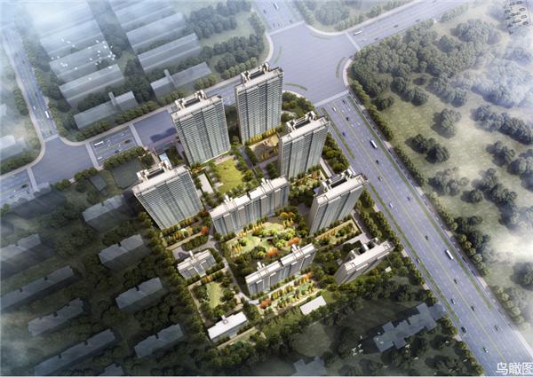 规划10栋住宅!安庆苏宁广场YJ06-2703地块设计方案出炉!