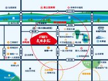 金海·文雅书苑交通图