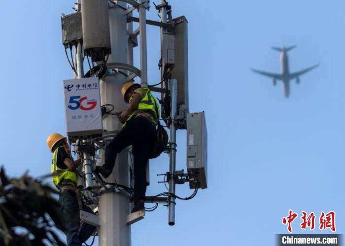 蚌埠移动完成全年5G基站建设