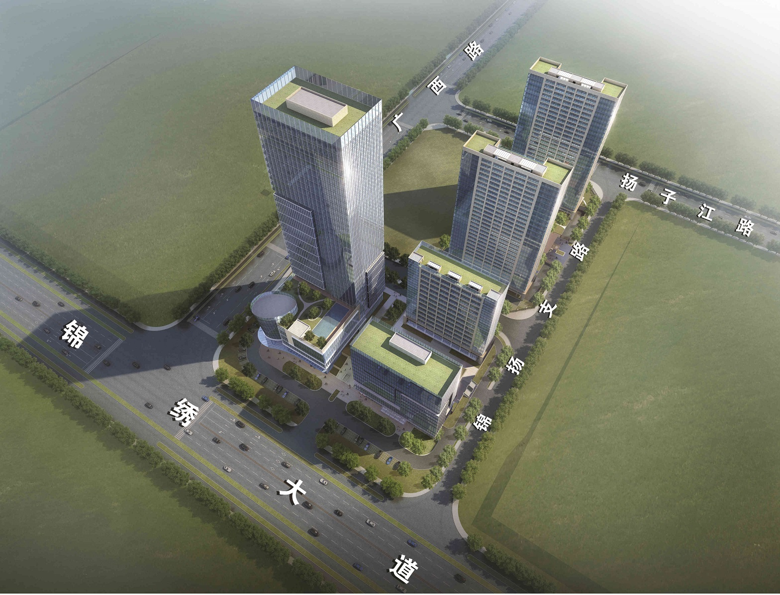 弘泰滨湖BH2018-09号地块规划