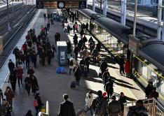 关注:今年全国铁路春运客流下调至2.96亿人次!!