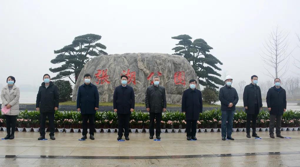 好消息!安庆城区又一公园开园!