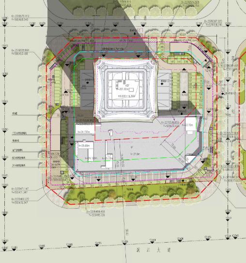 置地安庆中心YJ07-2203、2204地块规划方案发布