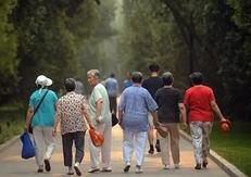 """应对人口老龄化 安徽首次出台""""一揽子""""解决方案"""