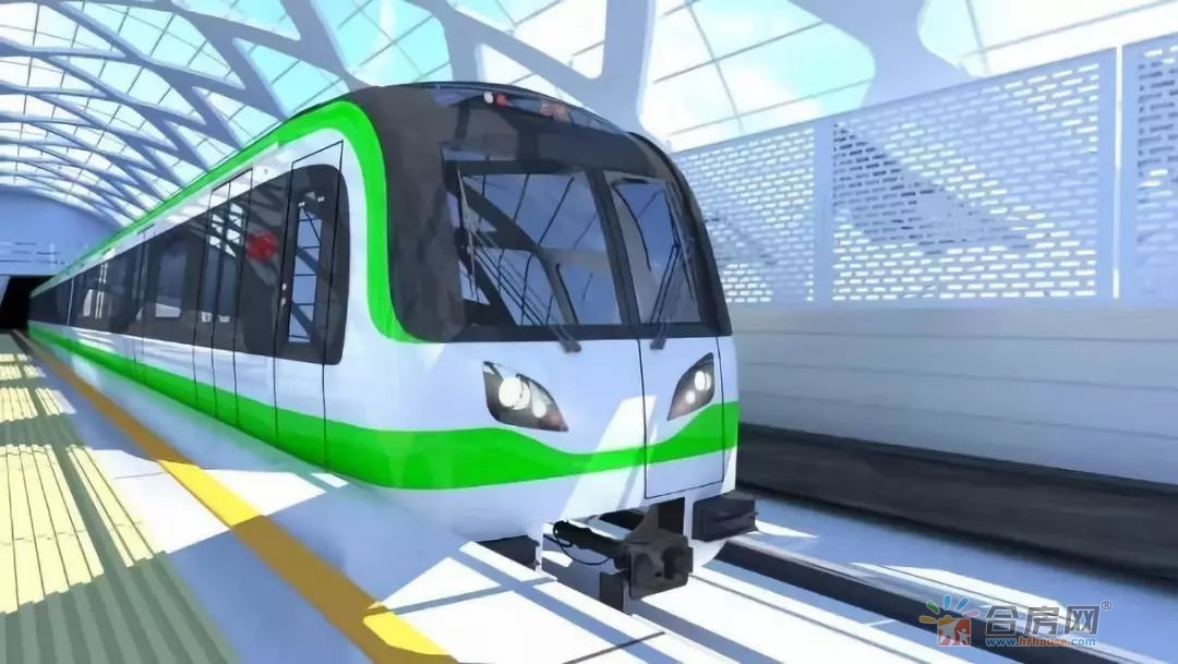 合肥地铁8号线一期工程初步设计顺利获批