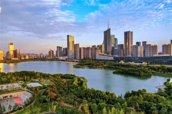 龙湖·天境:5个第一!合肥蜀山区2020年成绩开挂!