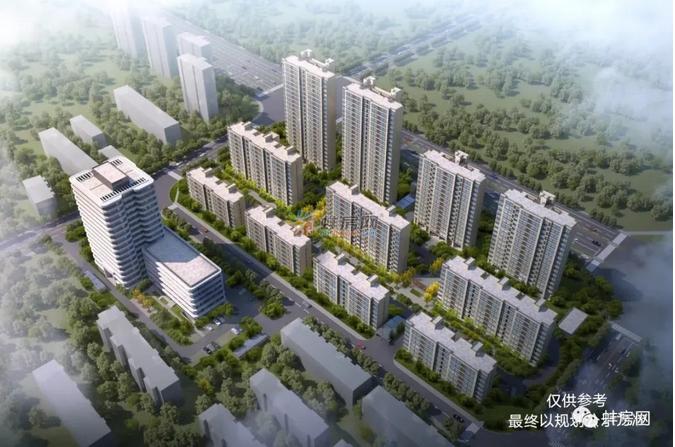 """蚌埠纯新盘""""海创珑璟台""""规划出炉 新品房源将入市"""